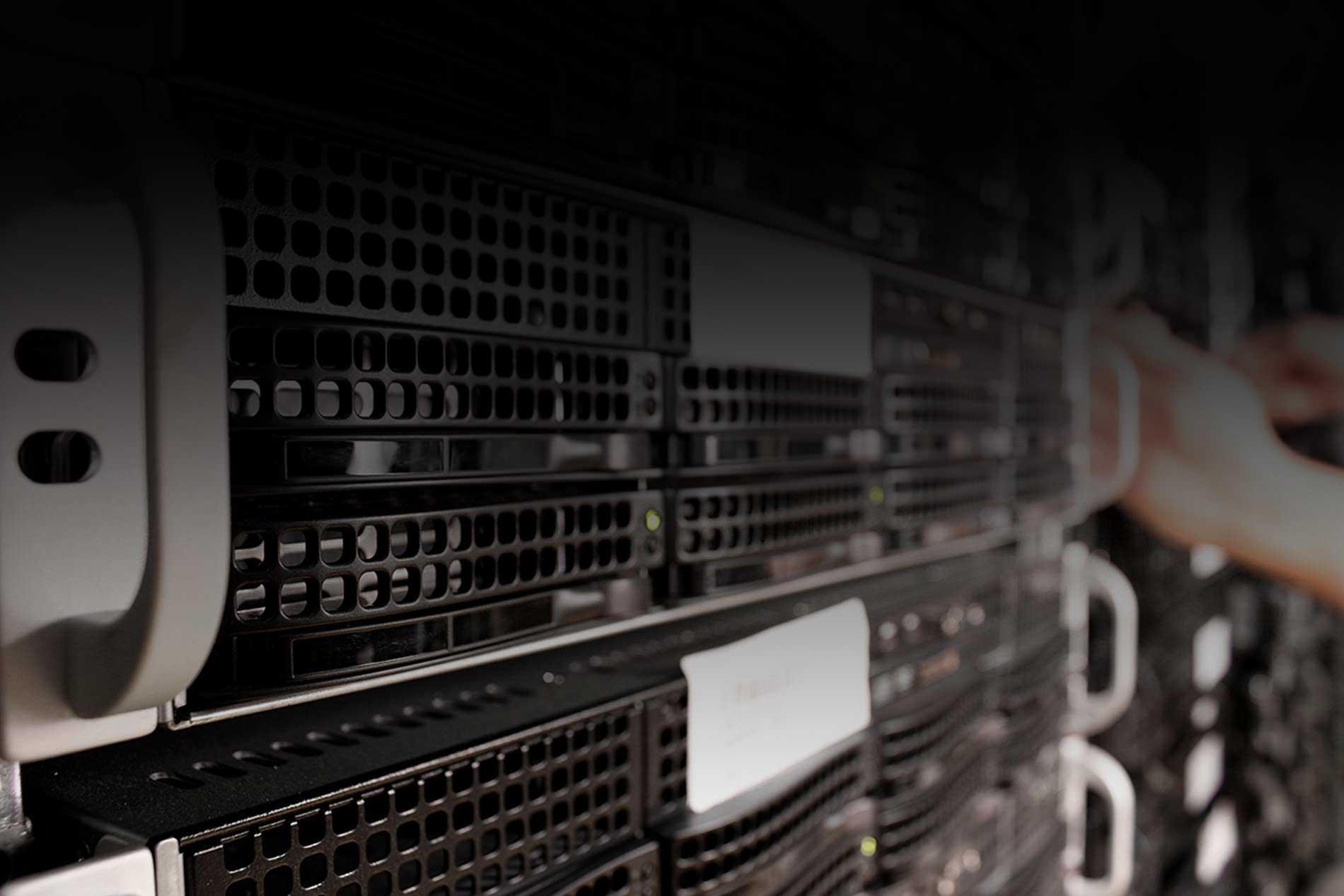 hosting server gordon design