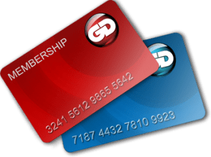 Gordon Design Membership Cards