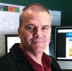 Colin Gordon founder at Gordon Design