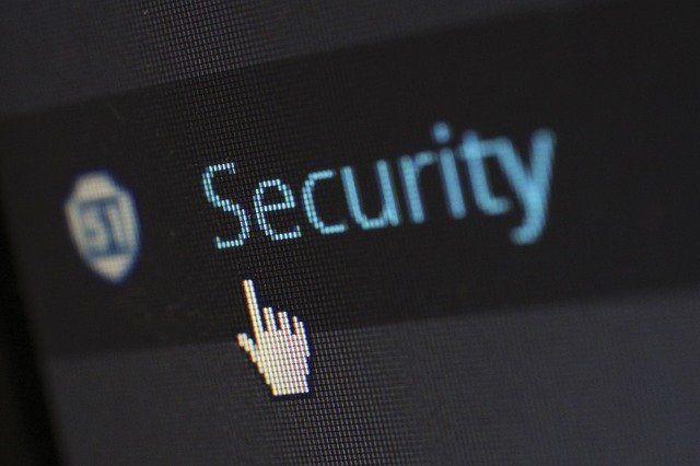 website security warning